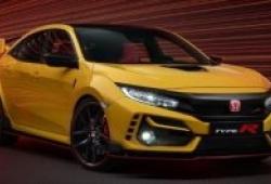 100 chiếc Honda Civic Type R Limited Edition hết hàng sau 4 phút mở bán trực tuyến