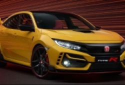 20 chiếc Honda Civic Type R bản giới hạn bán hết sau 1 tháng