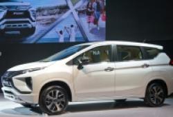 3 tháng liên tiếp doanh số Mitsubishi Xpander vượt qua Toyota Avanza
