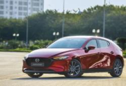 300 xe Mazda 3 bị triệu hồi vì lỗi phanh tại Việt Nam