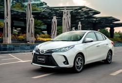 5.139 xe Toyota bán ra trong tháng 5/2021