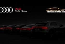 """Audi """"chơi lớn"""", ra mắt 6 mẫu xe mới tại VMS 2019"""