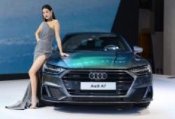 Audi ra mắt A7 Sportback 2019: Hấp dẫn và đầy công nghệ