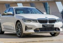 Ba phiên bản BMW 3-Series bán ra từ tháng sau có gì?