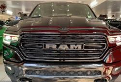 Bán tải cỡ lớn Ram 1500 Limited 2021 đầu tiên tại Việt Nam