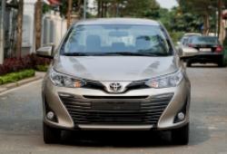 Bảng giá xe ô tô Toyota tháng 4/2020