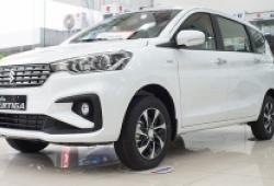 Bất chấp khan hàng, Suzuki Ertiga vẫn giảm mạnh đến 50 triệu tại đại lý