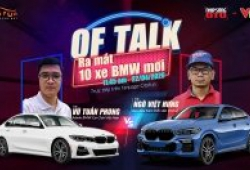 Bình luận sự kiện ra mắt trực truyến 10 xe BMW dưới góc nhìn diễn đàn Otofun