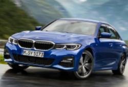 BMW 3-Series 2019: thể thao và ấn tượng hơn