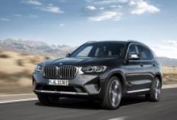 BMW giới thiệu X3 và X4 phiên bản mới