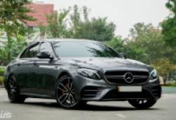 Bỏ 800 triệu độ Mercedes E300 AMG, 8x Hà Thành bán lại ngang giá xe mới