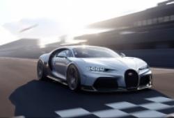 Bugatti Chiron Super Sport ra mắt, đạt tốc độ 'cất cánh' 440 km/h