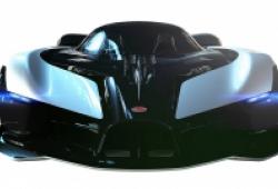 Bugatti La Finale có thể là chiếc xe chạy động cơ đốt trong cuối cùng của Bugatti