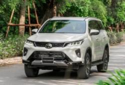 Bước sang tháng 6, những mẫu xe nào đang được giảm giá?