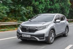 Cầm lái Honda CR-V 2020 nhàn hơn nhưng an toàn hơn