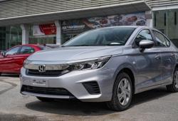 Cận cảnh Honda City E giá rẻ chỉ 499 triệu