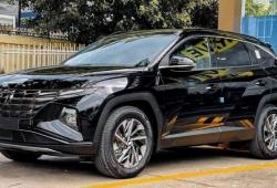 Cận cảnh Hyundai Tucson thế hệ mới tại Campuchia, giá 1,173 tỷ đồng