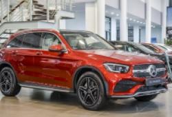 Cận cảnh Mercedes GLC300 lắp ráp có giá bán 2,4 tỷ đồng