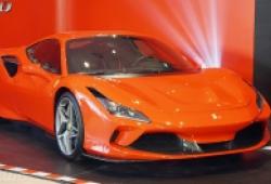 Cận cảnh 'siêu ngựa' Ferrari F8 đầu tiên tại Việt Nam