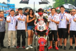 Cao Việt Nam: Từ 'Racing boy' đến 'Racing Man'