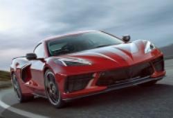 Chevrolet Corvette Stingray 2020 vừa ra mắt đã bán sạch