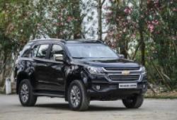Chevrolet Trailblazer vừa giảm hơn 300 triệu đồng, một đại lý nhận cọc 30 hợp đồng chỉ trong một ngày