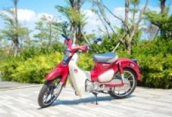 Chi tiết Honda Super Cub C125 giá 85 triệu vừa ra mắt ở Việt Nam