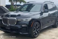 Chiêm ngưỡng BMW X7 đầu tiên về Việt Nam giá 7 tỷ đồng