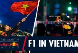 Cơ hội cuối trở thành cán bộ điều hành giải đua F1 ở VN