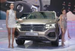 Đã có 30 người đặt mua Volkswagen Touareg dù xe chưa có giá chính thức