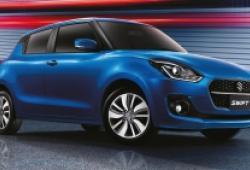 Đại lý bắt đầu nhận cọc Suzuki Swift 2021, giá dự kiến 550 triệu đồng