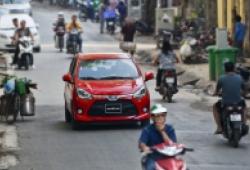 Đánh giá ban đầu về Toyota Wigo