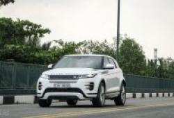 Đánh giá chi tiết Range Rover Evoque 2020