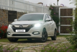 Đánh giá Honda HR-V: Đắt xắt ra miếng
