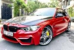 Độ thêm gần 1 tỷ toàn đồ hiệu, BMW 320i chạy 3,2 vạn được bán lại với giá không ngờ