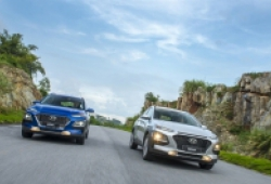 Doanh số Hyundai Kona đạt 684 xe trong tháng 1/2019