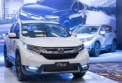 Doanh số ô tô Honda tăng đột biến trong tháng 5/2019