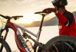 Ducati ra mắt xe đạp leo núi trang bị động cơ điện mang tên Mig - RR