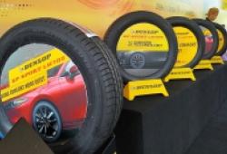 Dunlop giới thiệu lốp LM705 thế hệ mới, êm hơn và bám đường hơn