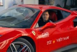 Ferrari 488 GTB gặp nạn: Bảo hiểm và thay thế hết bao nhiêu?