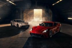"Ferrari 812 Superfast ""chất"" hơn với gói độ Novitec"