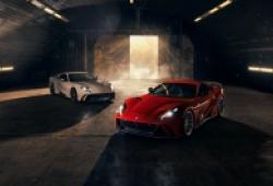 Ferrari 812 Superfast 'chất' hơn với gói độ Novitec