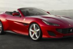 Ferrari Portofino là mẫu xe chính hãng đầu tiên được phân phối tại Việt Nam