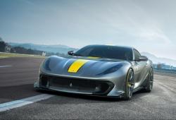 Ferrari ra mặt 'bộ đôi' siêu xe hiệu năng cao công suất 830 mã lực