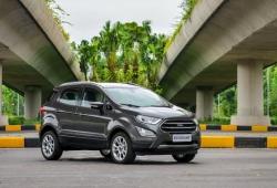 Ford EcoSport 2020 - Tiện nghi và hiện đại hơn