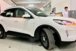 Ford Escape 2020 đã có mặt tại Việt Nam, nội thất đẹp như Audi