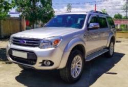Ford Everest 2014 - xe 7 chỗ giá chỉ 600 triệu đồng