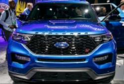 Ford Explorer bất ngờ tăng giá
