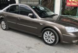 Ford Mondeo cũ giá dưới 200 triệu đồng: Xe 'sang' kinh tế để chơi Tết