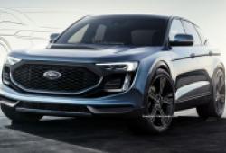 Ford phát triển crossover mới được lấy cảm hứng từ Mustang
